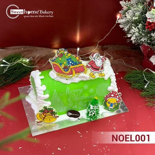 BÁNH KEM NOEL - NOEL001
