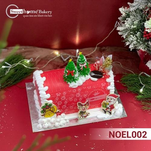 BÁNH KEM NOEL - NOEL002