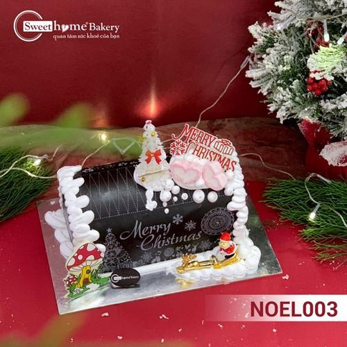 BÁNH KEM NOEL - NOEL003