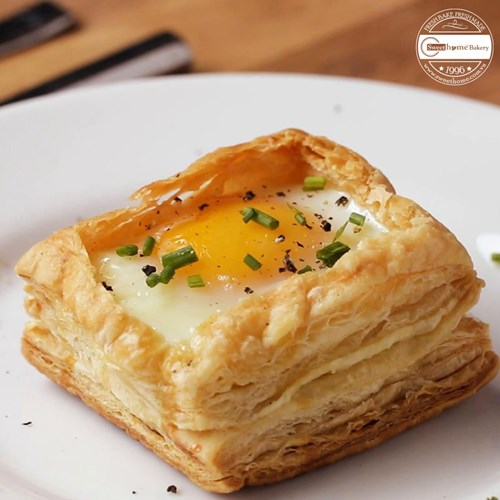REAL EGG PASTRY